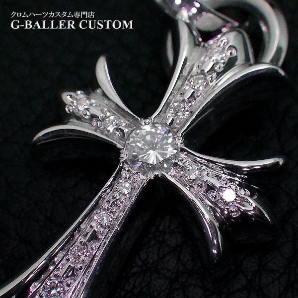 画像3: クロムハーツ CHクロス ダイヤ カスタム