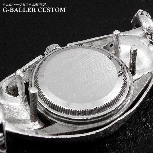 画像4: クロムハーツ ロレックス コラボ 時計 修理 ケース