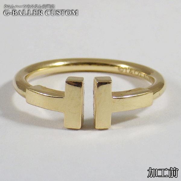 画像5: ティファニー Tリング アフターダイヤ ワイヤーリング