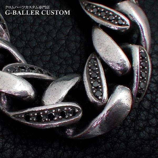 画像4: クロムハーツ ウォレットチェーン ダイヤ カスタム