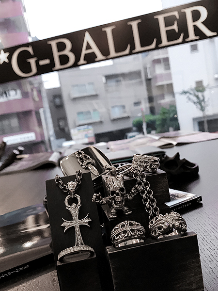 chrome hearts取扱店 G-BALLER 東京