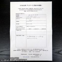 クロムハーツカスタム ダイヤ タイニークロス 完成!!
