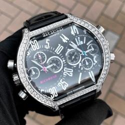 時計アフターダイヤ ドゥラクール ビクロノ SII ダイヤ加工