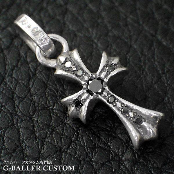 画像3: クロムハーツ ベイビーファット ブラックダイヤ