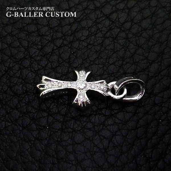 画像3: クロムハーツ ベイビーファット ダイヤ カスタム