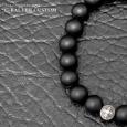 画像3: クロスボール数珠ブレスレット修理 ほつれ (3)