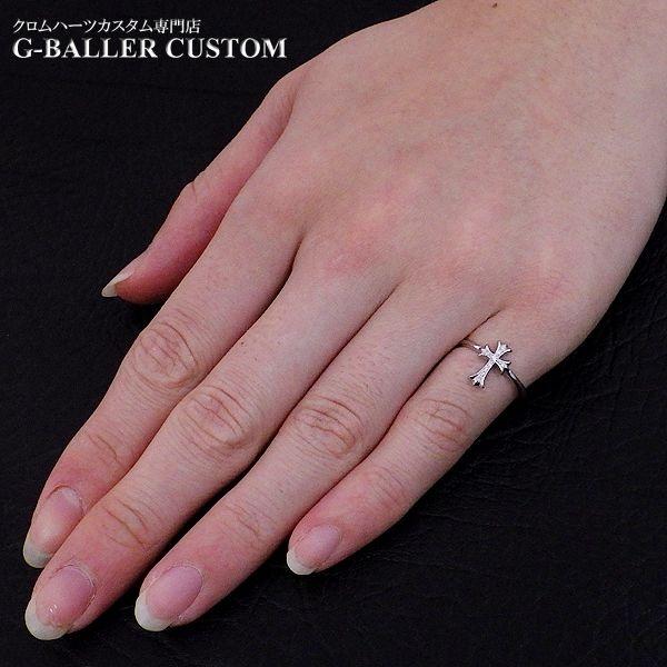 画像4: クロムハーツ バブルガムリング ダイヤ カスタム